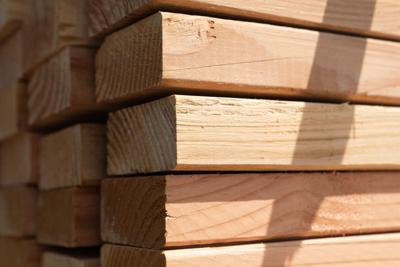 Rare lumber trade shows how extreme U.S. shortages are