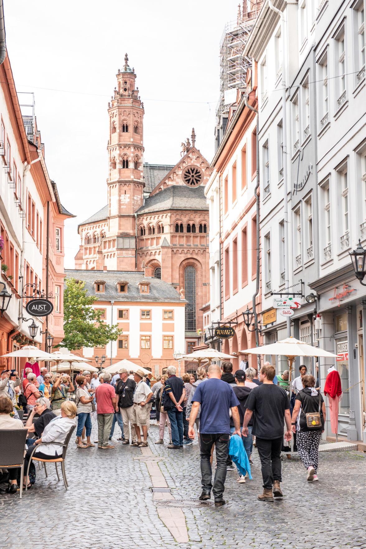 German wine finds its sweet spot