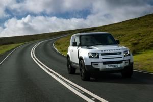 Rugged meets refined in Land Rover's remade Defender.