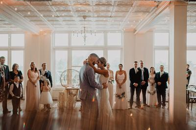 Michaela + Brandon Wedding