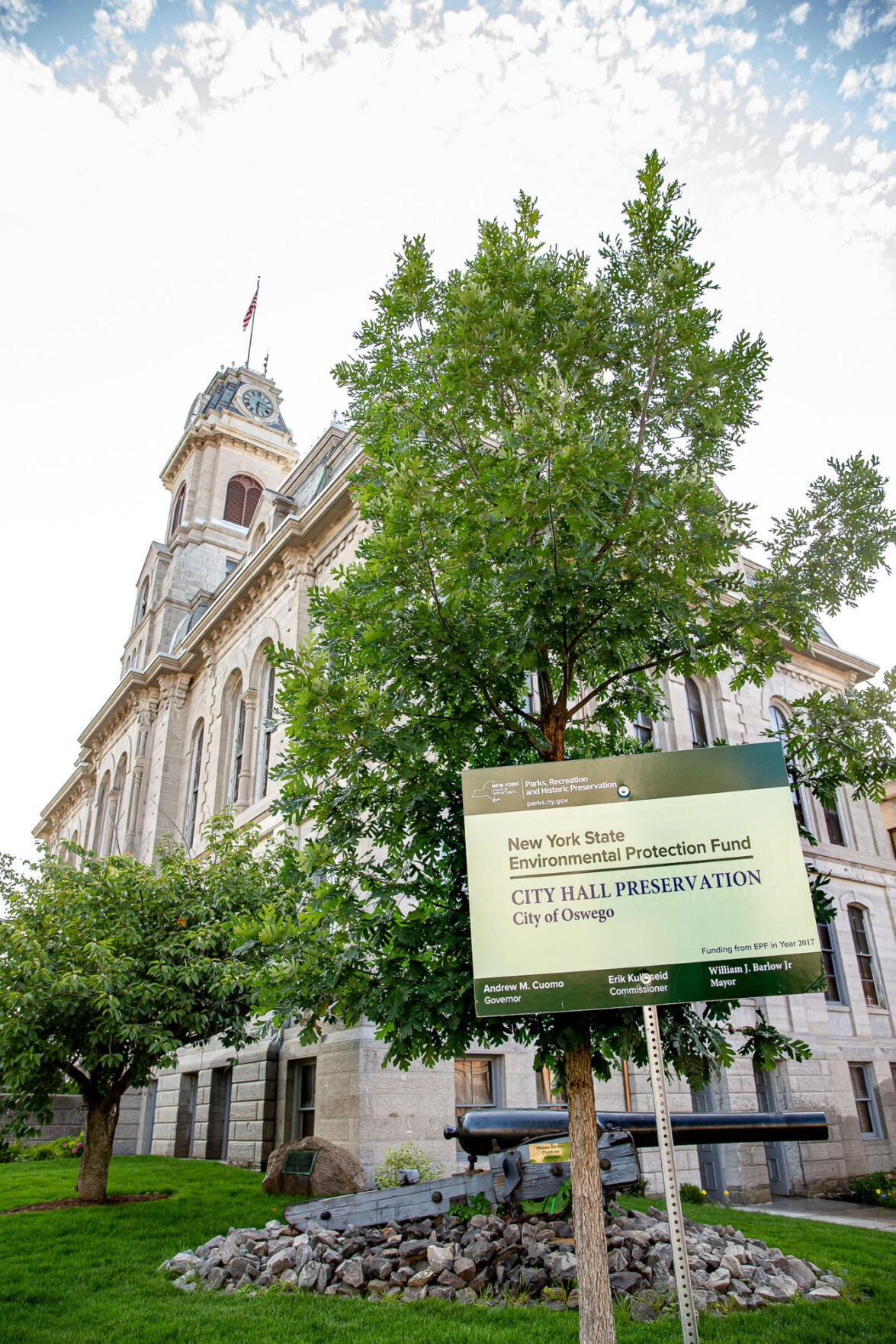 $2.6 million Oswego City Hall Restoration Project complete