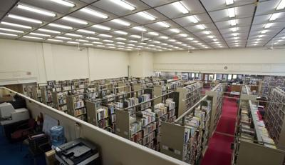 Potsdam library planning renovation CREATING A 'THIRD SPACE': Redesign intended to make facility more user-friendly
