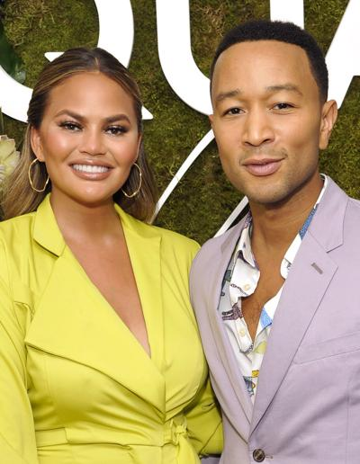 John Legend is People's Sexiest Man Alive (and no one is having more fun than Chrissy Teigen)