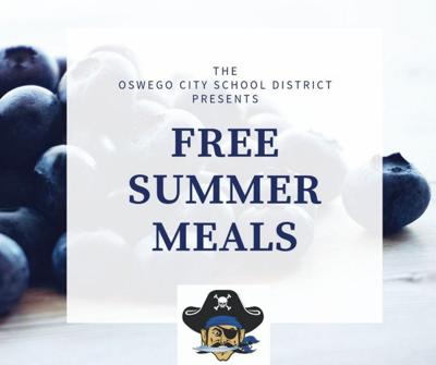 OCSD to offer free summer meals