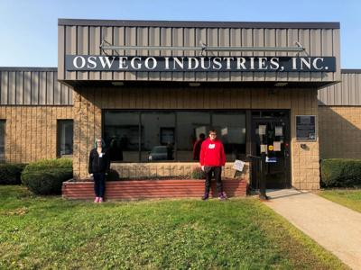 Oswego Industries hires one, promotes one