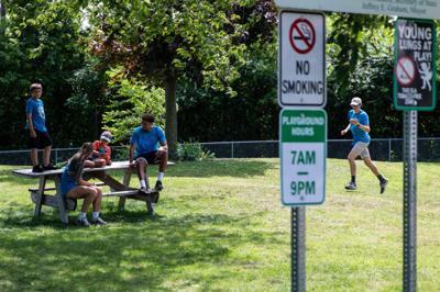 Thompson Park boosts playground attendance