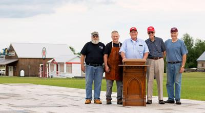 Power and equipment museum receives $10,000 grant to restore church