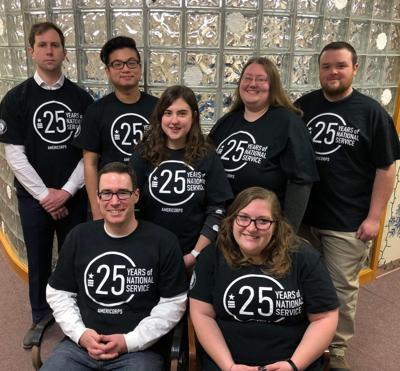 Oswego County celebrates AmeriCorps Week