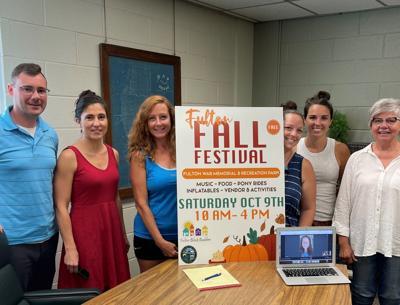 Fulton Fall Festival plans are progressing rapidly