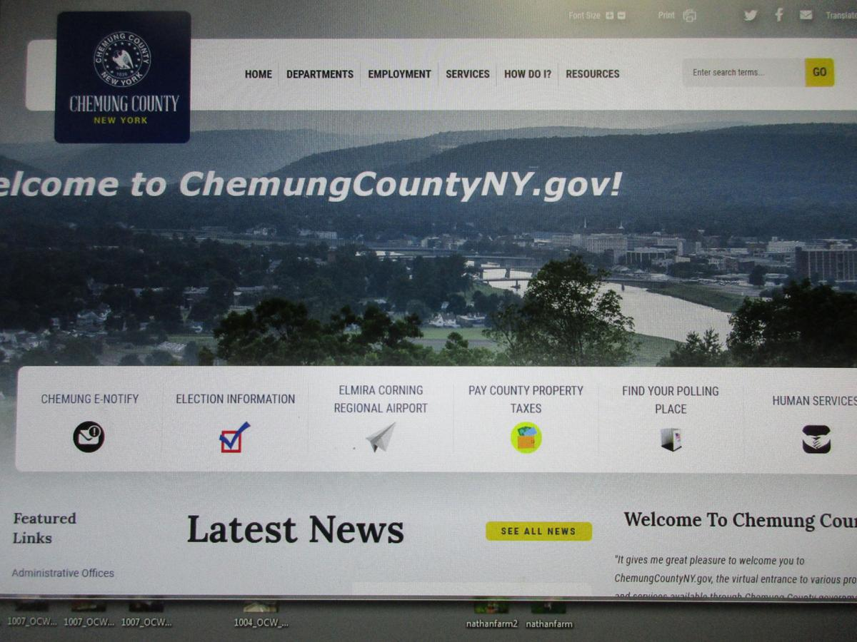 chemung county civil service