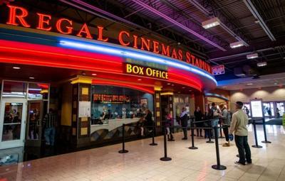 Regal Cinemas owner may close all sites