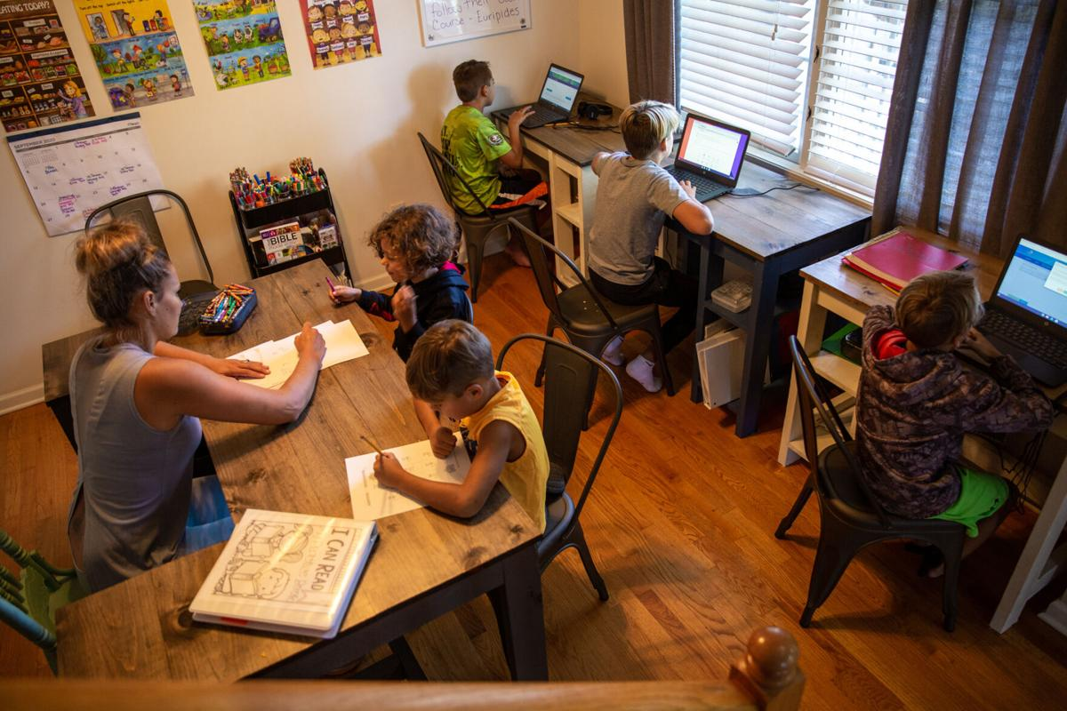 Students and families prepare for a school year unlike any other