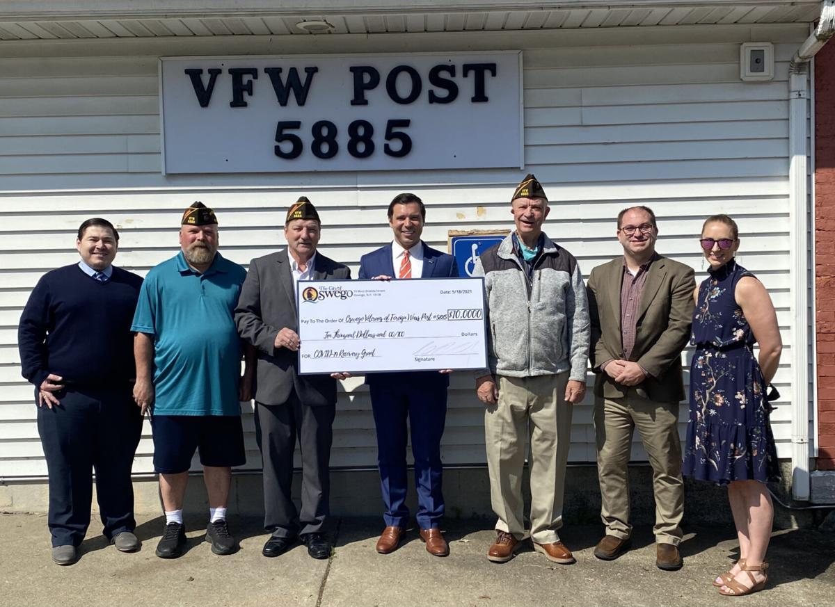 $40,000 in funding for Oswego community organizations