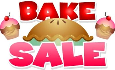 Bake and pie sale