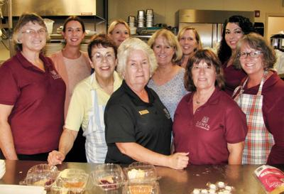 Guest Chef Dinners return to the Salvation Army