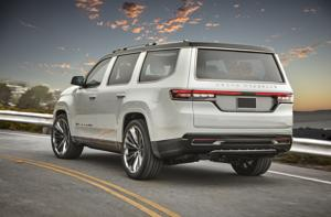 Jeep Grand Wagoneer concept shows FCA is ready to play with big SUVs.