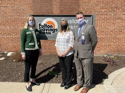 Fulton Savings Bank gives back to community through support of The Campaign for Oswego Health