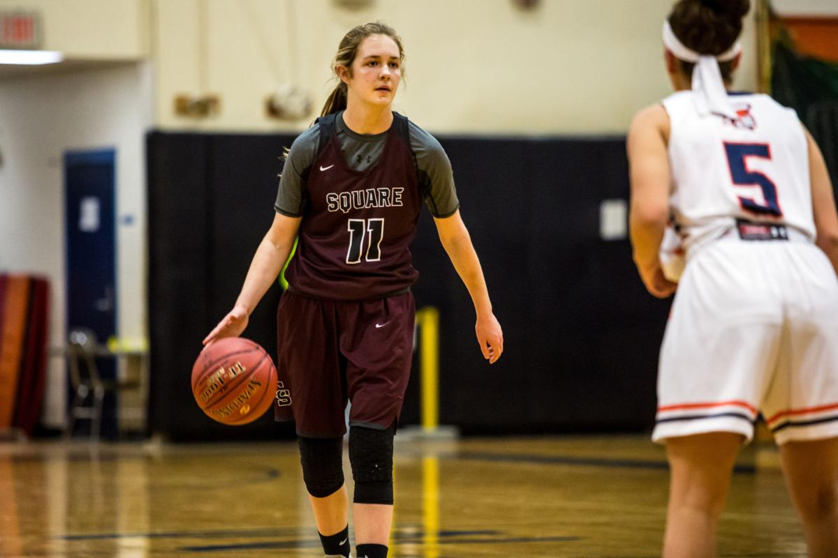 Two Oswego County players named to Class A All-State girls basketball team