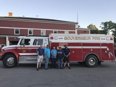 Community donations help Norwood buy fire rescue truck