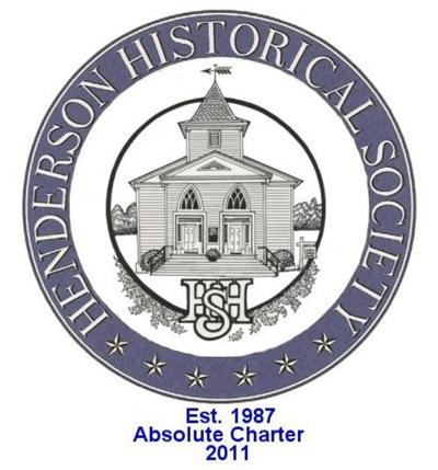 Henderson Historical Society and Museum programs and activities