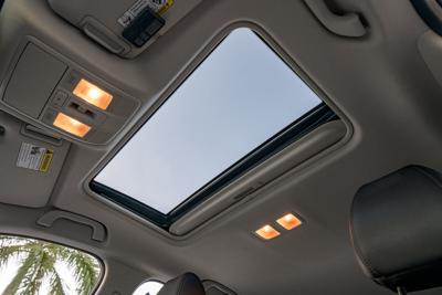 Quick fix for clogged sunroof drain tubes