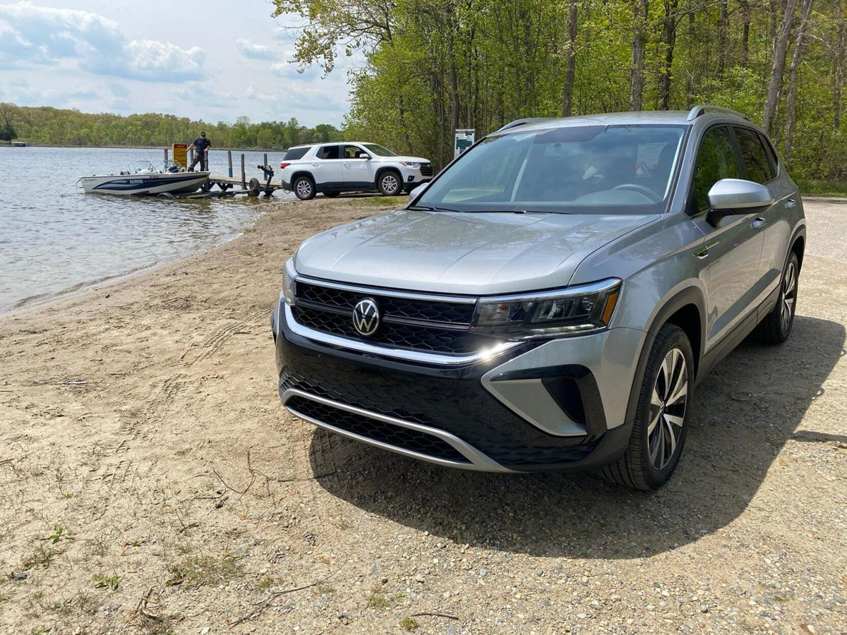 For subcompact SUVs, 2022 Volkswagen Taos hits a sweet spot