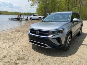 For subcompact SUVs, 2022 Volkswagen Taos hits a sweet spot.