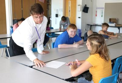 Kenney Middle School's personal finance, career exploration courses open doors to future
