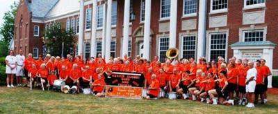 Mexico Alumni Band and Friends mark 27th year of marching in Mexico Field Day parade