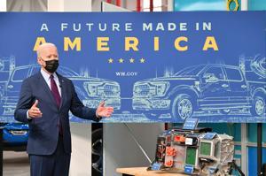 Biden's ambitious clean cars agenda.