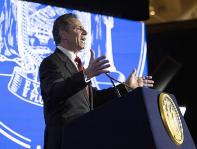 Cuomo focuses on infrastructure projects