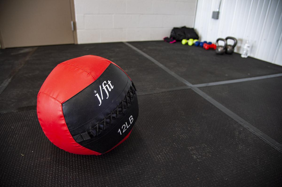 Rescue service builds gym for first responders