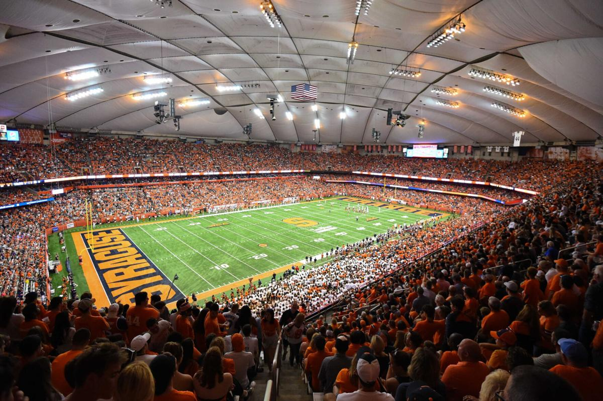 'New Dome' will be hallow for SU