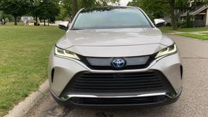 2021 Toyota Venza hybrid SUV combines Lexus style with Toyota value.