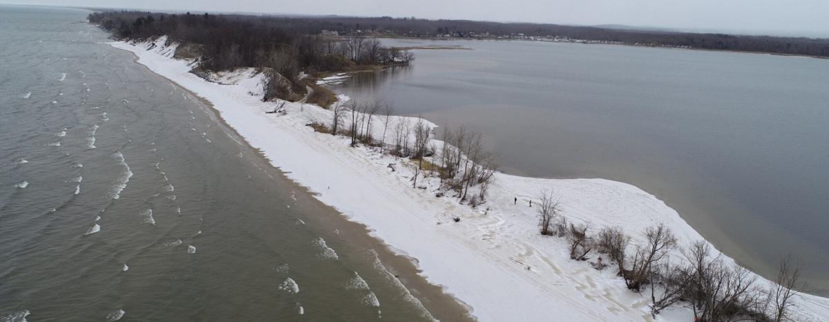 Sandy Pond, a study in natural preservation