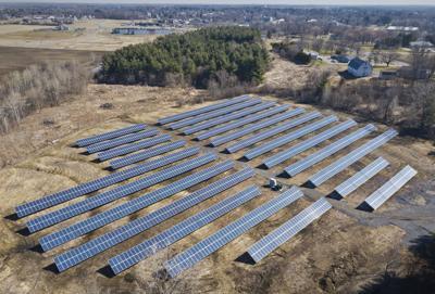 Solar farm law in works