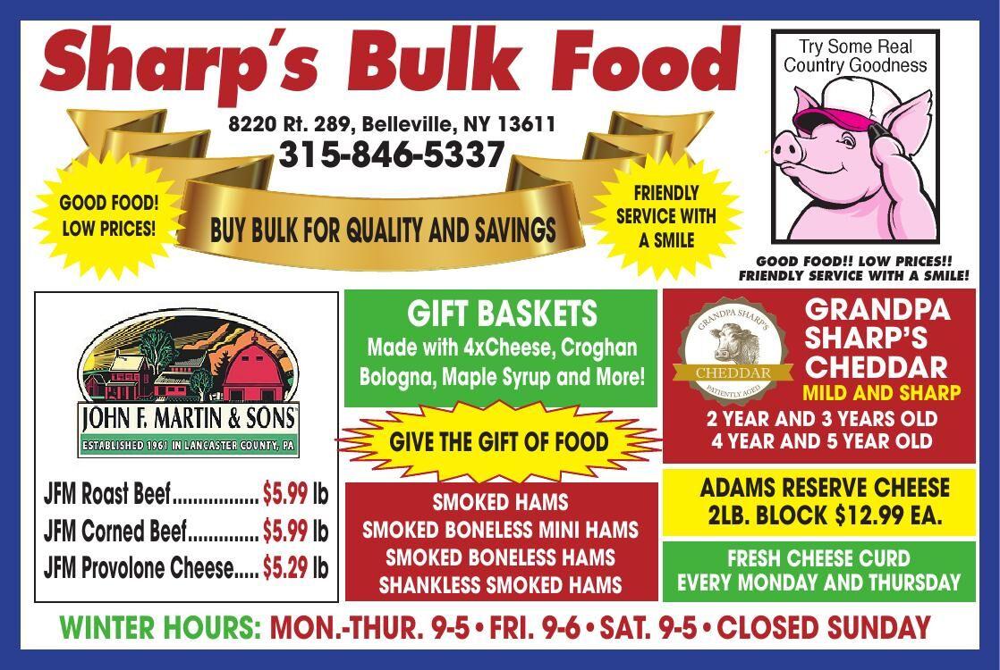 Sharp's Bulk Food