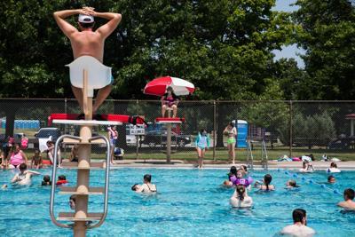 Councilman Roshia explains pool decision