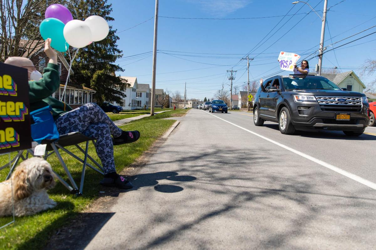 Brownville supports teacher's cancer fight