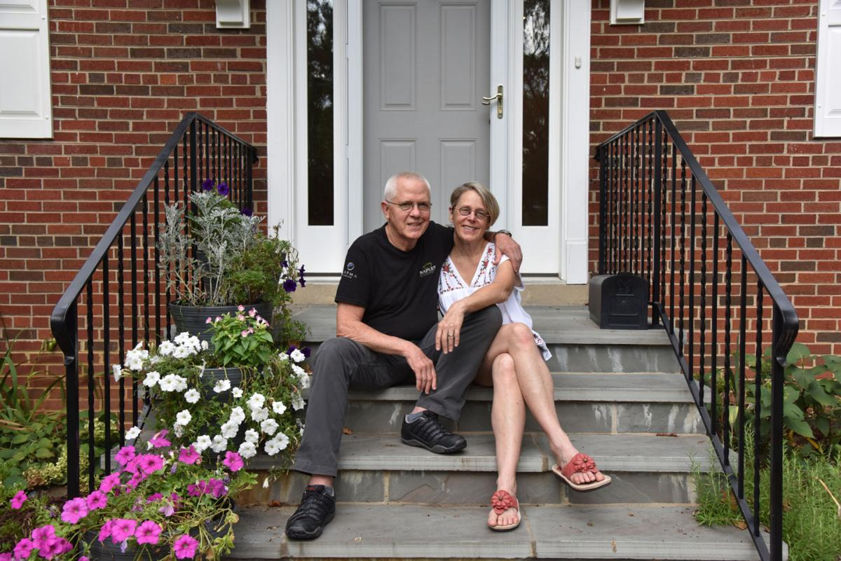 Aging in place How a couple remodeled their home for one-level living
