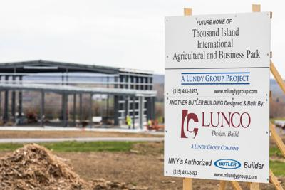 Investor eyes proposed meat processing plant