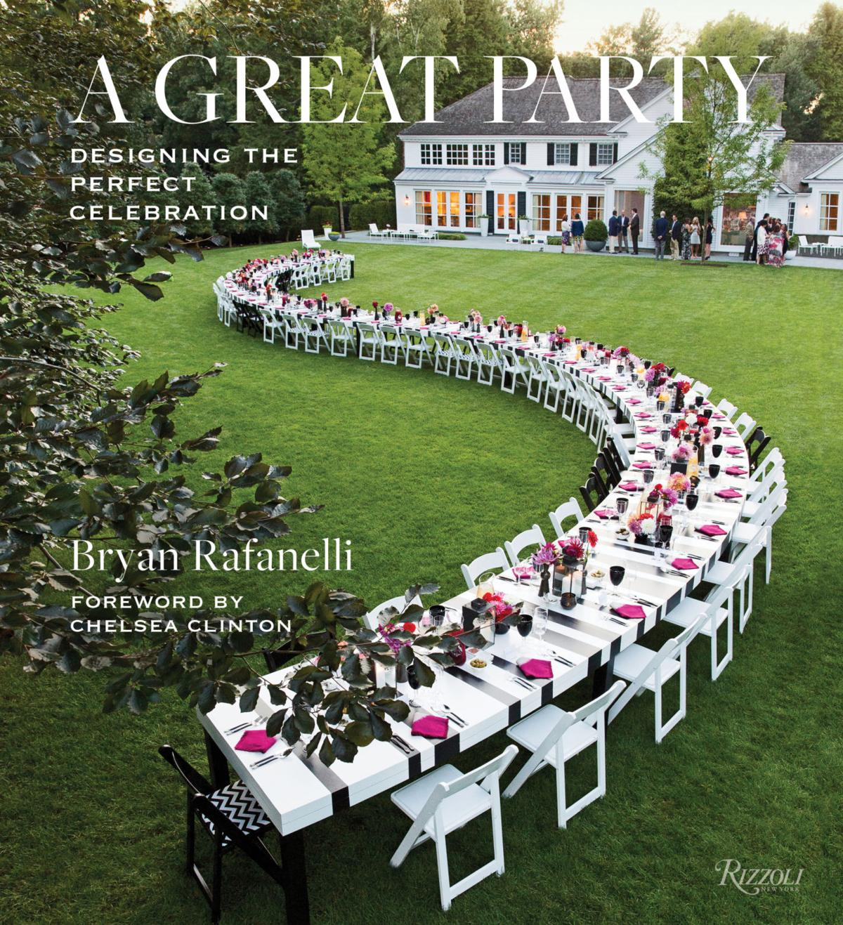 Celebrity party planner Bryan Rafanelli shares his secrets