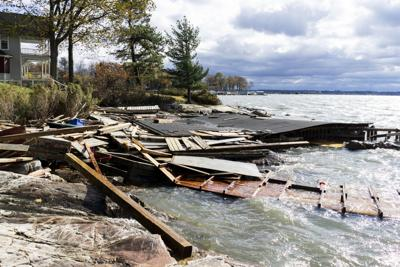 Feds clear funds for NNY storm damage