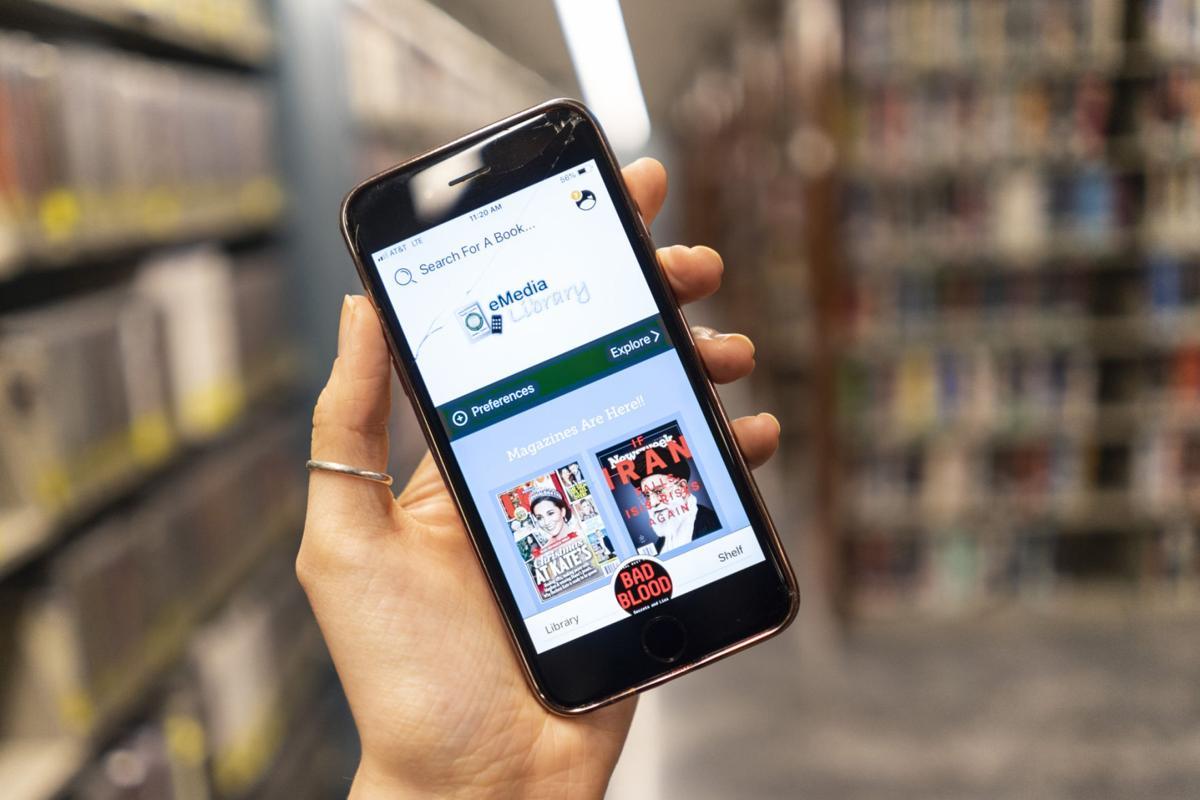 E-books rising in the digital age