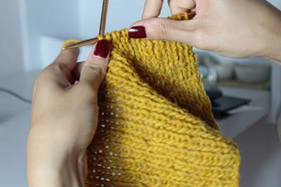 New knitting group to meet weekly