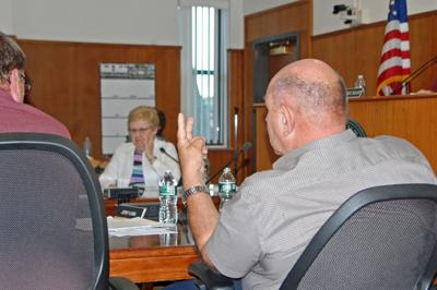 Lewis board debates new county building