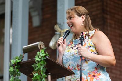 Historical society director resigns post