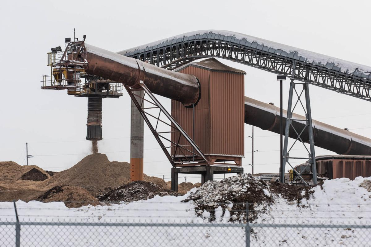 ReEnergy could lose its Fort Drum biomass plant contract