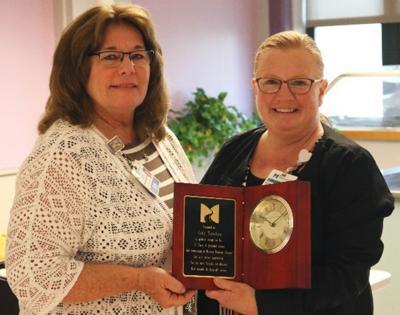 Hospital honors Judy Tubolino