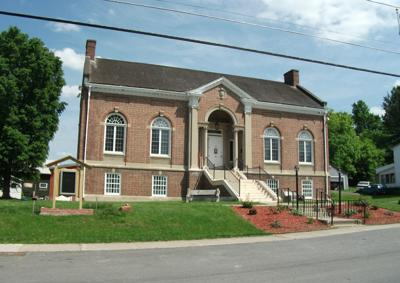 Library will mark century of service